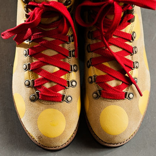 adidas ObyO Jeremy Scott 'JS Polka Dots Boots'
