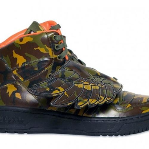 adidas Originals by Originals Jeremy Scott JS Wings 'Camouflage'