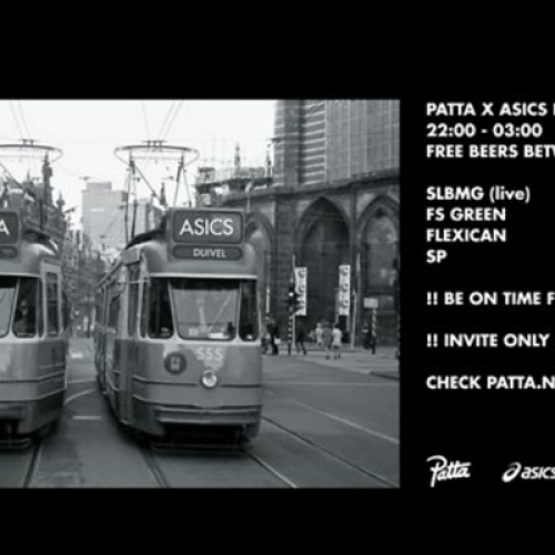Patta x asics GEL Saga Video
