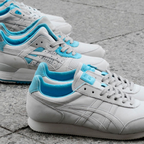 Solebox x ASICS Capsule Collection