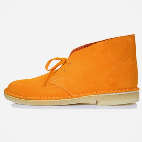 BEAMS x Clarks Desert Boot