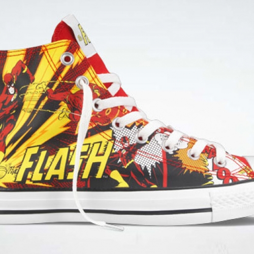 Converse x DC Comics Holiday 2011 Chuck Taylor All Star Hi Collection