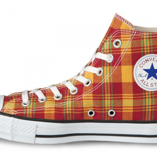 "CONVERSE CHUCK TAYLOR ""FRENCH MADRAS"" PACK"