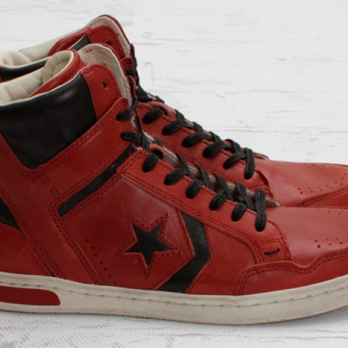 "JOHN VARVATOS FOR CONVERSE WEAPON MID ""FADED ROSE"""