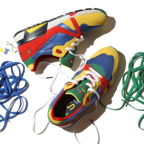 イタリアを代表するスポーツブランドdiadoraとBEAMS Tによるカプセルコレクションが登場