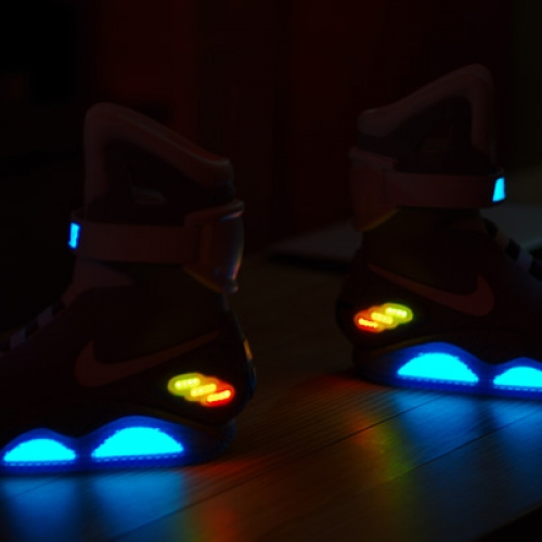 """UNDEFEATED TOKYO Store Exhibition """"WELCOME TO THE 2011 NIKE MAG"""" Recap"""