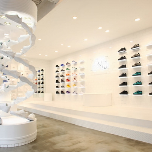 Interview with Bobbito Garcia & Kevin Couliau at NIKE AIR FORCE 1 THE PIVOT POINT