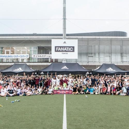 adidas FANATIC Tokyo 2014 Event Recap