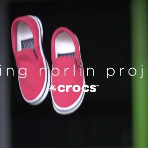 """クロックス x ドローンによる flying norlin project """"空中ストア"""" が東京ミッドタウンにて期間限定で開催"""