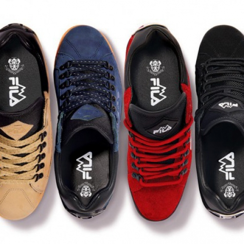 Footpatrol x Fila 2012 Trailblazer Preview
