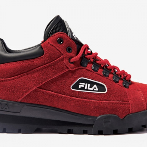 Footpatrol x FILA Trailblazer AM