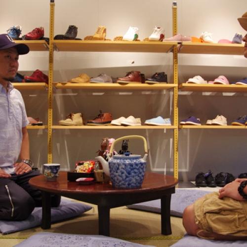Interview with TIMAI Takashi Imai x mita sneakers Shigeyuki Kunii