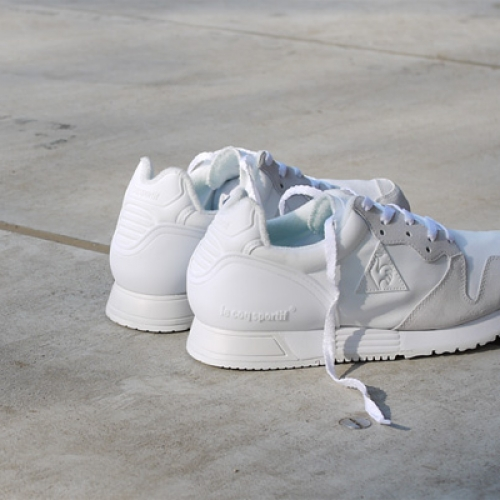 ルコックスポルティフは、And A と mita sneakers によるコラボレーションモデル EUREKA AM を発売