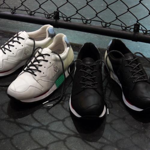 mita sneakers Creative Director 国井栄之氏がカラーディレクションを手掛けたle coq sportif EUREKA LEがリリース