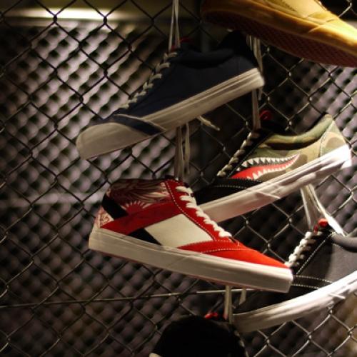 新鋭スニーカーブランド「LOSERS」販売開始。