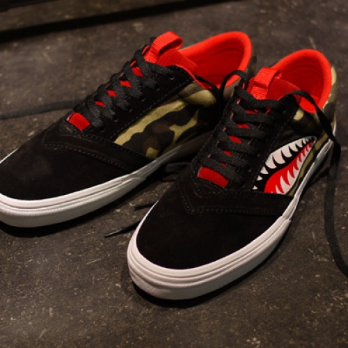 """LOSERS UNEAKER """"SHARK04"""" """"CUSTOM MADE"""" """"LIMITED EDITION"""""""