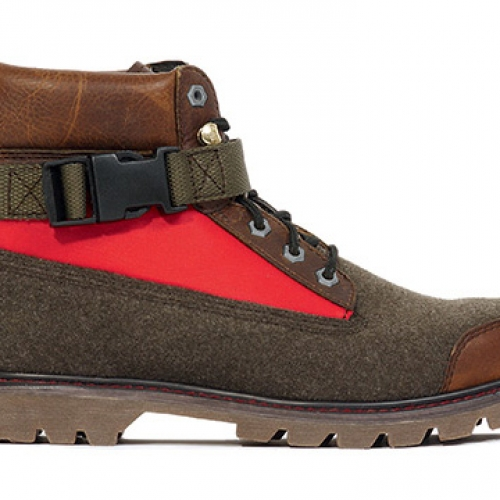 Martine Rose for CAT Footwear for Autumn 2011