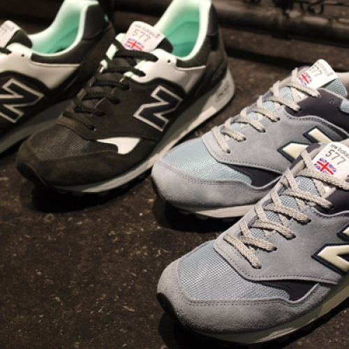 "new balance M577UK ""made in ENGLAND"" mita sneakers / atmos"