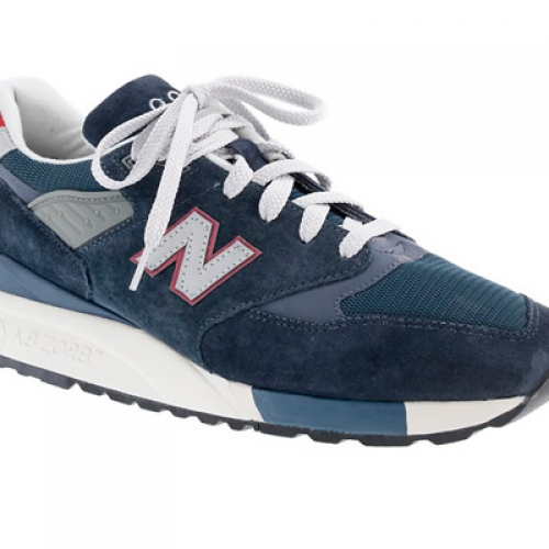 "New Balance 998 for J.Crew ""Made in USA"""