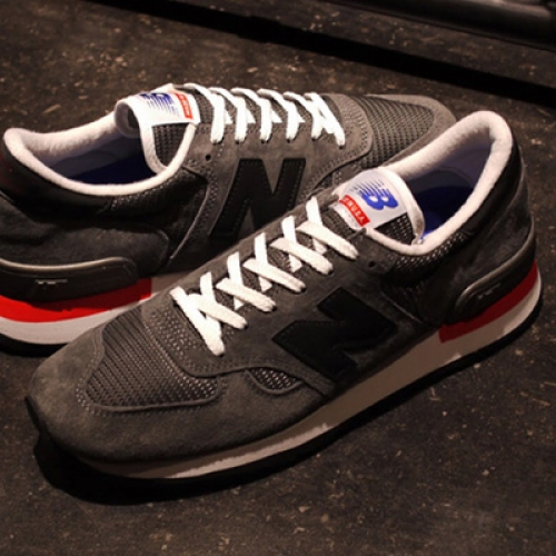 "new balance ""GREAT AMERICAN NOVELS"" ""made in U.S.A."" の先行予約が開始"