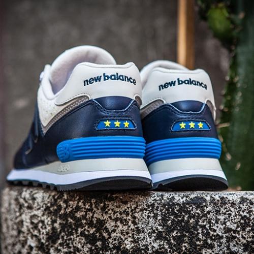 """ニューバランスから、WHIZ LIMITEDとmita sneakersとのコラボレートモデルML574 """"ICONIC COLLABORATION""""が登場"""