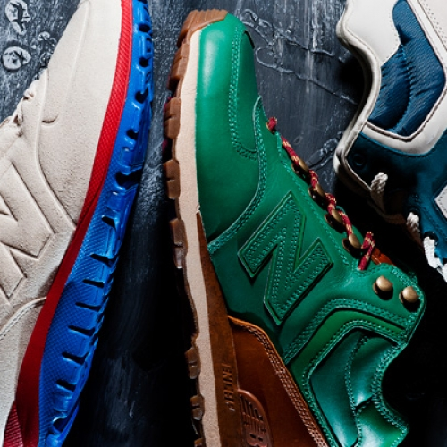 """LEFTFOOT x streething x new balance """"PPF COLLECTION / APAC PROJECT"""""""