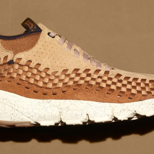 Nike Air Footscape Woven Motion & Woven Chukka Collection