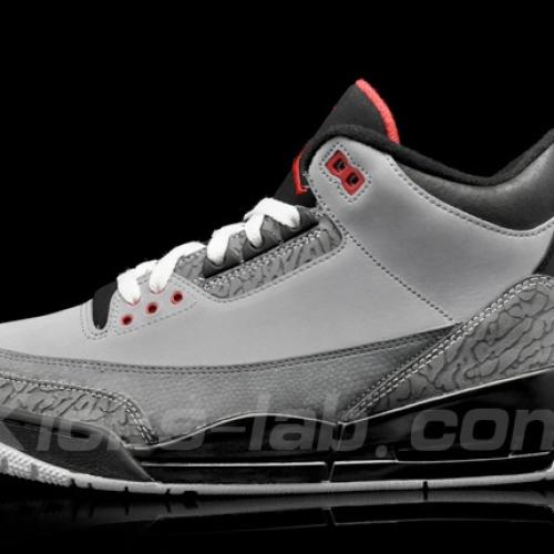 "Nike Air Jordan III Retro ""Stealth"""