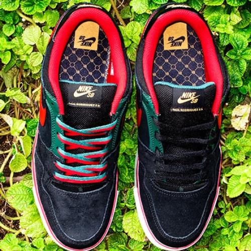 Nike SB P-Rod 2.5 – Gucci Colourway