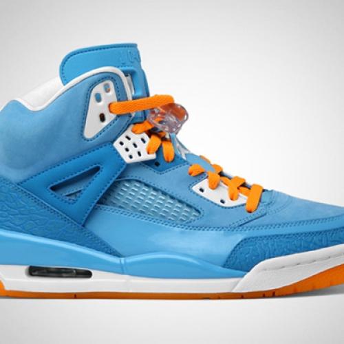 Air Jordan Spizike University Blue/White