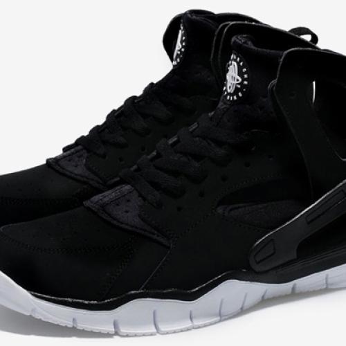 Nike 2012 Huarache Free Basketball Black/White