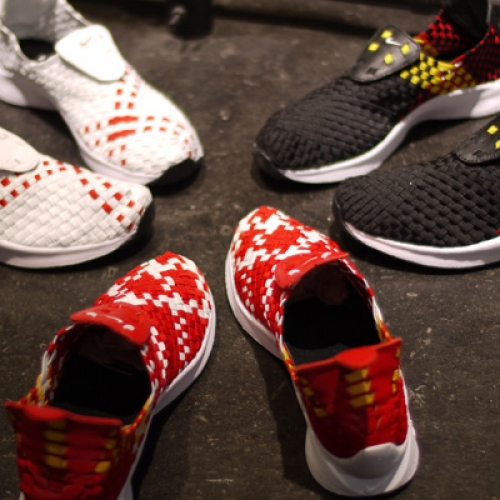 """NIKE AIR WOVEN """"LIMITED EDITION for NONFUTURE"""""""