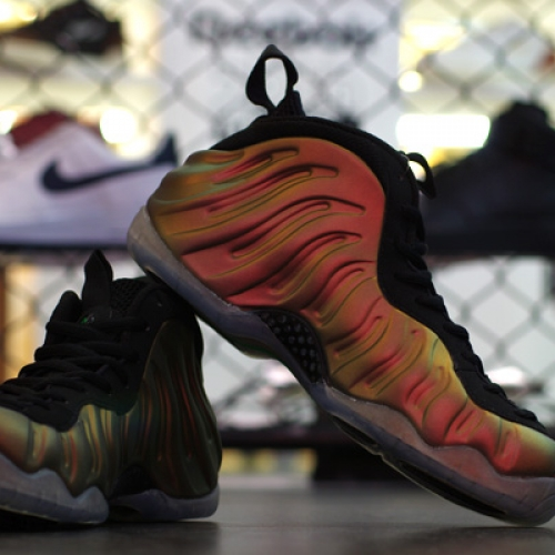 """NIKE AIR FOAMPOSITE PRO """"LIMITED EDITION for NONFUTURE"""""""