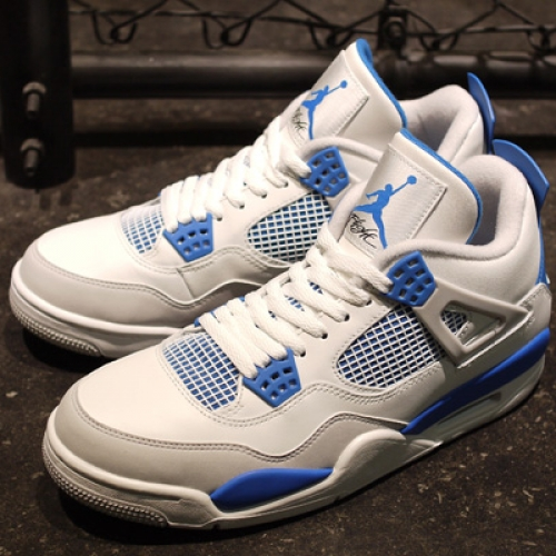 """NIKE AIR JORDAN IV RETRO """"LIMITED EDITION for NONFUTURE"""""""