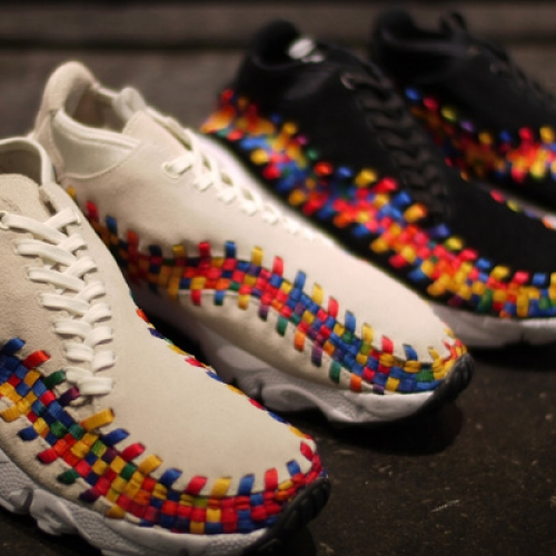 "NIKE AIR FOOTSCAPE WOVEN CHUKKA ""LIMITED EDITION for NONFUTURE"""