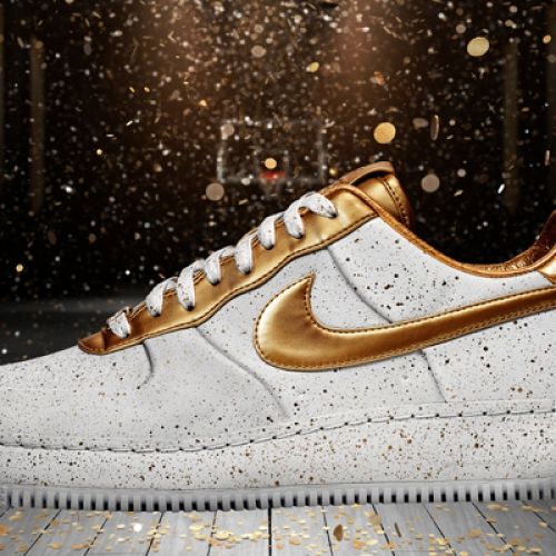 """NIKE AIR FORCE 1 LOW SUPREME """"XXX PEARL COLLECTION"""""""