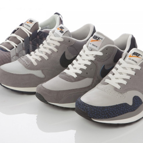 NIKE GREY / NAVY COLLECTION