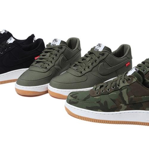Supreme x Nike 2012 Air Force 1