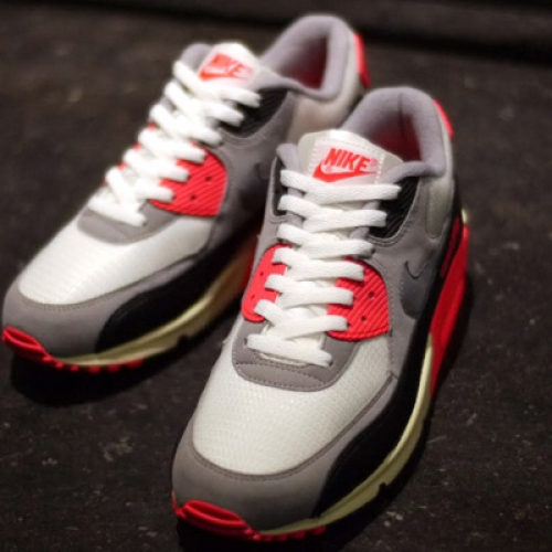 NIKE AIR MAX 90 OG 「LIMITED EDITION for SELECT」 SAIL/GREY/INFRARED