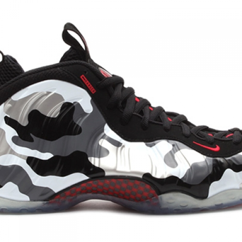NIKE AIR FOAMPOSITE ONE CAMO 店頭発売