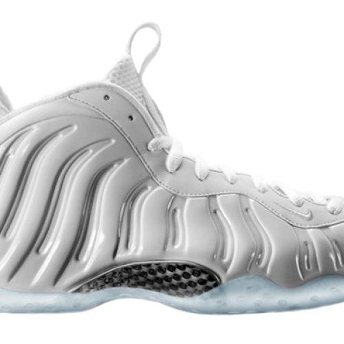 online store 43ffc 97f08 mita sneakers. NIKE AIR FOAMPOSITE ONE WHITE SUMMIT WHITE