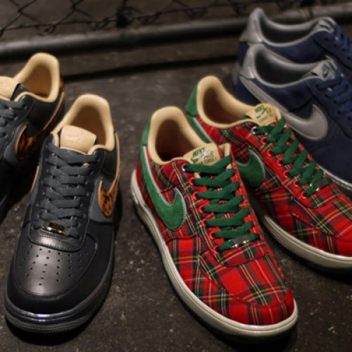 """NIKE LUNAR FORCE I CITY QS """"CITY COLLECTION"""""""
