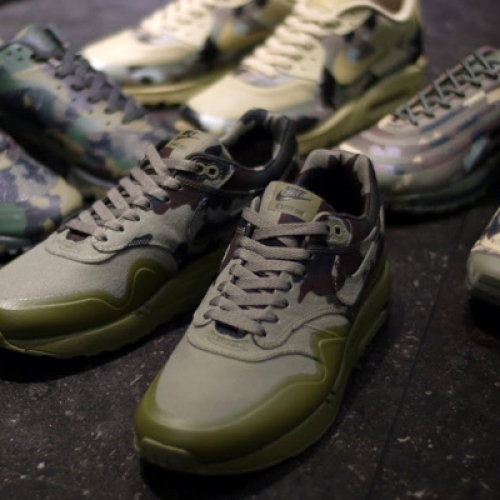 "NIKE AIR MAX ""CAMOUFLAGE COLLECTION"""