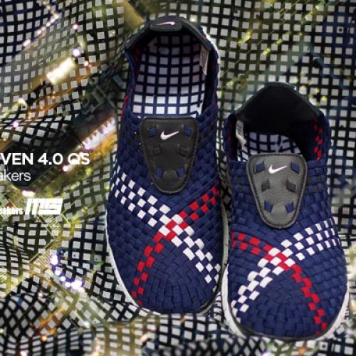 "NIKE FREE WOVEN 4.0 QS ""mita sneakers"""