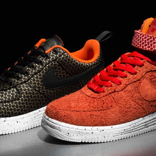 Nike x Undefeated Lunar Force 1 '14 Pack がゲリラリリース