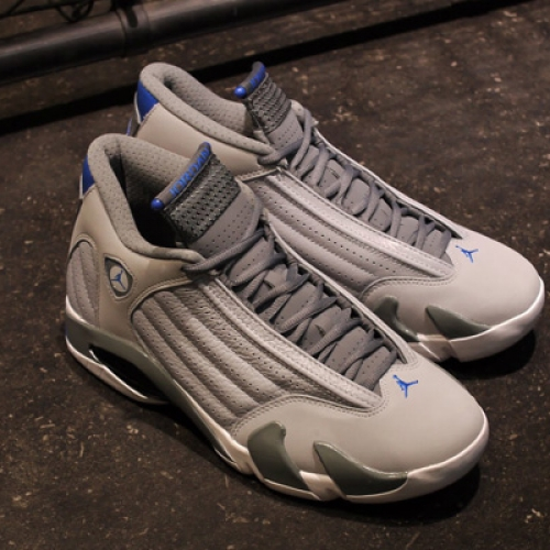"NIKE AIR JORDAN XIV RETRO ""SPORT BLUE"" が発売"