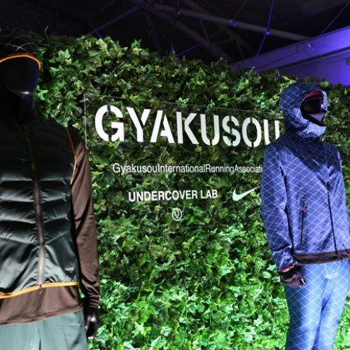 NikeLab x UNDERCOVER GYAKUSOU COLLECTION FALL/HOLIDAY 2015が登場