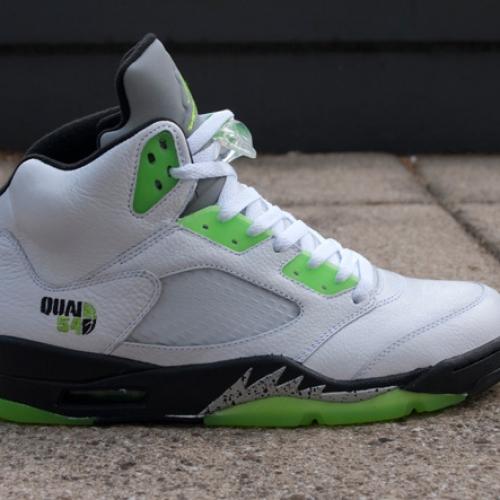 """Nike Air Jordan V """"Quai 54"""""""