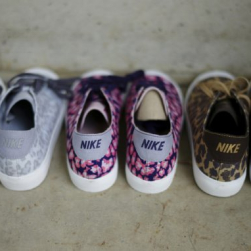 fragment design x Nike Zoom All Court 2 Low 'Leopard' Pack