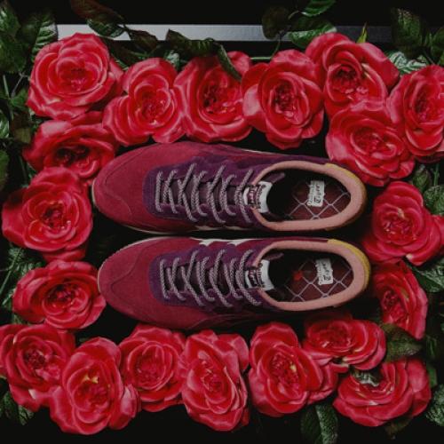 """オニツカタイガーは、mita sneakersとのコラボレーション第3弾 Onitsuka Tiger X-CALIBER """"Dried Rose""""を発売"""